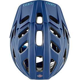 Giro Hex Helm matte midnight/faded teal